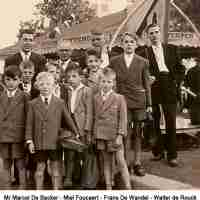 <strong>Wereldtentoonstelling Expo 58</strong><br>1958 ©Herzele in Beeld<br><br><a href='https://www.herzeleinbeeld.be/Foto/103/Wereldtentoonstelling-Expo-58'><u>Meer info over de foto</u></a>