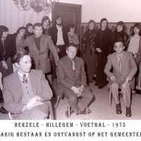 <strong>SC Hillegem  Jubileumfeest  -  1974</strong><br> ©<br><br><a href='https://www.herzeleinbeeld.be/Foto/1227/SC-Hillegem--Jubileumfeest-----1974'><u>Meer info over de foto</u></a>