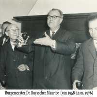 <strong>Politiek Herzele </strong><br>01-01-1960 ©Herzele in Beeld<br><br><a href='https://www.herzeleinbeeld.be/Foto/1398/Politiek-Herzele-'><u>Meer info over de foto</u></a>