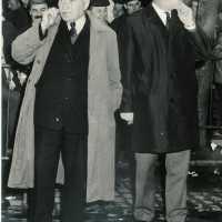 <strong>Politiek Herzele </strong><br>01-01-1960 ©Herzele in Beeld<br><br><a href='https://www.herzeleinbeeld.be/Foto/1399/Politiek-Herzele-'><u>Meer info over de foto</u></a>