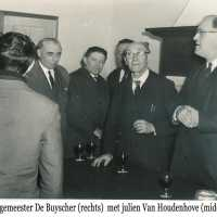 <strong>Politiek Herzele </strong><br>01-01-1960 ©Herzele in Beeld<br><br><a href='https://www.herzeleinbeeld.be/Foto/1400/Politiek-Herzele-'><u>Meer info over de foto</u></a>