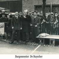 <strong>Politiek Herzele </strong><br>01-01-1960 ©Herzele in Beeld<br><br><a href='https://www.herzeleinbeeld.be/Foto/1401/Politiek-Herzele-'><u>Meer info over de foto</u></a>