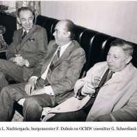 <strong>Politiek Herzele </strong><br>01-01-1960 ©Herzele in Beeld<br><br><a href='https://www.herzeleinbeeld.be/Foto/1404/Politiek-Herzele-'><u>Meer info over de foto</u></a>