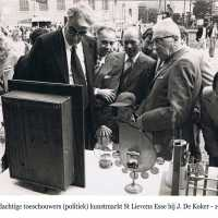 <strong>Politiek Herzele </strong><br>01-01-1960 ©Herzele in Beeld<br><br><a href='https://www.herzeleinbeeld.be/Foto/1409/Politiek-Herzele-'><u>Meer info over de foto</u></a>