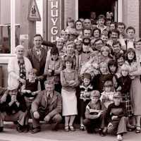 <strong>Wielrennen te Borsbeke  -  1977</strong><br> ©Herzele in Beeld<br><br><a href='https://www.herzeleinbeeld.be/Foto/1714/Wielrennen-te-Borsbeke-----1977'><u>Meer info over de foto</u></a>