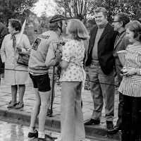 <strong>Wielrennen te Borsbeke  -  1977</strong><br> ©Herzele in Beeld<br><br><a href='https://www.herzeleinbeeld.be/Foto/1723/Wielrennen-te-Borsbeke-----1977'><u>Meer info over de foto</u></a>