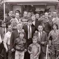 <strong>André Dierickx - Winaar beroeprenners Herzele  -  1973 </strong><br>01-01-1973 ©Herzele in Beeld<br><br><a href='https://www.herzeleinbeeld.be/Foto/1786/André-Dierickx---Winaar-beroeprenners-Herzele-----1973-'><u>Meer info over de foto</u></a>