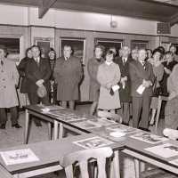 <strong>Kunstschilder Georges Muys - Tentoonstellingen  1973 & 1975</strong><br>01-01-1975 ©Herzele in Beeld<br><br><a href='https://www.herzeleinbeeld.be/Foto/2060/Kunstschilder-Georges-Muys---Tentoonstellingen--1973-&-1975'><u>Meer info over de foto</u></a>