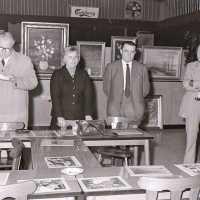 <strong>Kunstschilder Georges Muys - Tentoonstellingen  1973 & 1975</strong><br>01-01-1975 ©Herzele in Beeld<br><br><a href='https://www.herzeleinbeeld.be/Foto/2064/Kunstschilder-Georges-Muys---Tentoonstellingen--1973-&-1975'><u>Meer info over de foto</u></a>