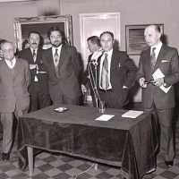 <strong>Kunstschilder Georges Muys - Tentoonstellingen  1973 & 1975</strong><br>01-01-1975 ©Herzele in Beeld<br><br><a href='https://www.herzeleinbeeld.be/Foto/2070/Kunstschilder-Georges-Muys---Tentoonstellingen--1973-&-1975'><u>Meer info over de foto</u></a>