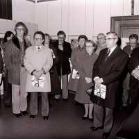 <strong>Kunstschilder Masereel stelt tentoon in Gemeentehuis  -  1975</strong><br> ©Herzele in Beeld<br><br><a href='https://www.herzeleinbeeld.be/Foto/2125/Kunstschilder-Masereel-stelt-tentoon-in-Gemeentehuis-----1975'><u>Meer info over de foto</u></a>