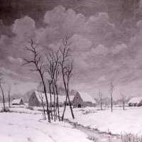 <strong>Kunstschilder Michel Vergucht stelt tentoon  -  1975</strong><br> ©Herzele in Beeld<br><br><a href='https://www.herzeleinbeeld.be/Foto/2148/Kunstschilder-Michel-Vergucht-stelt-tentoon-----1975'><u>Meer info over de foto</u></a>