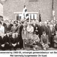 <strong>Carriére Rik Van Boven - Keeper DT Toekomst Borsbeke  (Periode 1964-1970)</strong><br> ©Herzele in Beeld<br><br><a href='https://www.herzeleinbeeld.be/Foto/2326/Carriére-Rik-Van-Boven---Keeper-DT-Toekomst-Borsbeke--(Periode-1964-1970)'><u>Meer info over de foto</u></a>