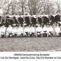 <strong>Carriére Rik Van Boven - Keeper DT Toekomst Borsbeke  (Periode 1964-1970)</strong><br> ©Herzele in Beeld<br><br><a href='https://www.herzeleinbeeld.be/Foto/2329/Carriére-Rik-Van-Boven---Keeper-DT-Toekomst-Borsbeke--(Periode-1964-1970)'><u>Meer info over de foto</u></a>