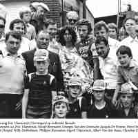 <strong>Eric Vlaeminck - Overwinning Solleveld</strong><br>01-01-1980 - 01-01-1982 ©Herzele in Beeld<br><br><a href='https://www.herzeleinbeeld.be/Foto/2468/Eric-Vlaeminck---Overwinning-Solleveld'><u>Meer info over de foto</u></a>