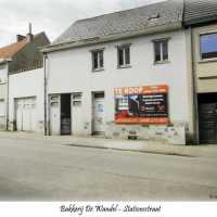 <strong>Oude bakkerij De Wandel  -  Stationsstraat</strong><br>2015 ©Peter de Jaeger<br><br><a href='https://www.herzeleinbeeld.be/Foto/332/Oude-bakkerij-De-Wandel-----Stationsstraat'><u>Meer info over de foto</u></a>