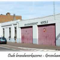 <strong>Brandweerkazerne Groenlaan</strong><br> ©Peter de Jaeger<br><br><a href='https://www.herzeleinbeeld.be/Foto/343/Brandweerkazerne-Groenlaan'><u>Meer info over de foto</u></a>